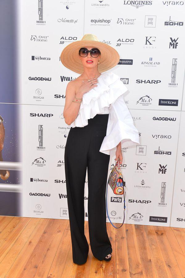 Kasia Sokołowska jak wielka gwiazda w Saint-Tropez (FOTO)