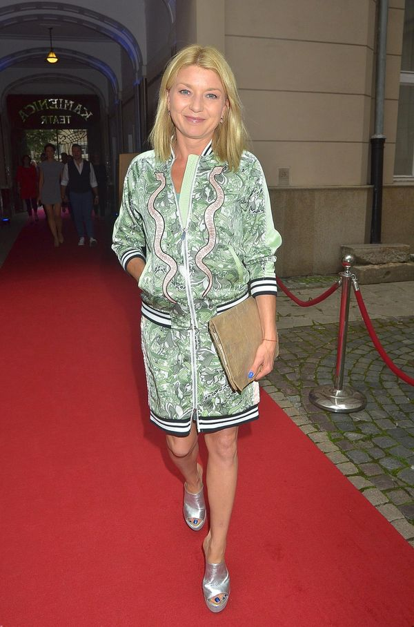 Maja Ostaszewska i Edyta Olszówka pokazują, jak modnie ubrać się po 40stce?