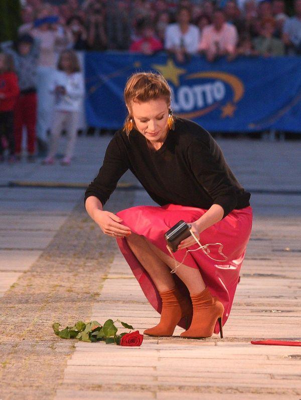 Magdalena Boczarska i stylizacja, której raczej nie chciałybyśmy więcej widzieć
