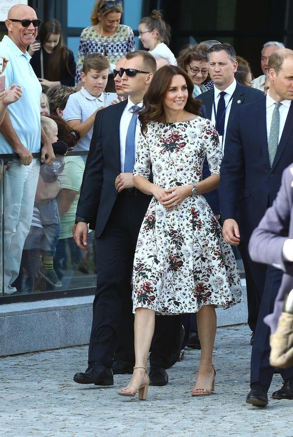 Gosia Baczyńska o współpracy z Kate Middleton: Do końca nie wiedziałam...