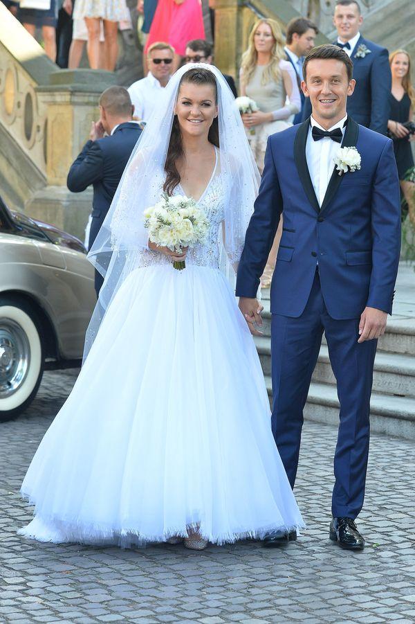 Myślałyście, że Agnieszka Radwańska miała tylko jedną suknię ślubną? (FOTO)
