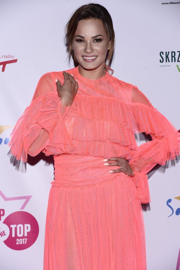 Dwie odsłony Natalii Szroeder - w której sukience wyglądała lepiej? (FOTO)