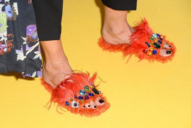 Spójrzcie na buty Agnieszki Szulim i będziecie wiedziały, dlaczego zrobiły szał!