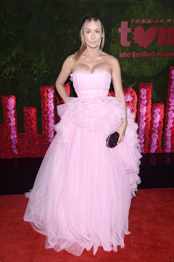 Małgorzata Rozenek w raju! W końcu mogła założyć TAKĄ suknię! (FOTO)