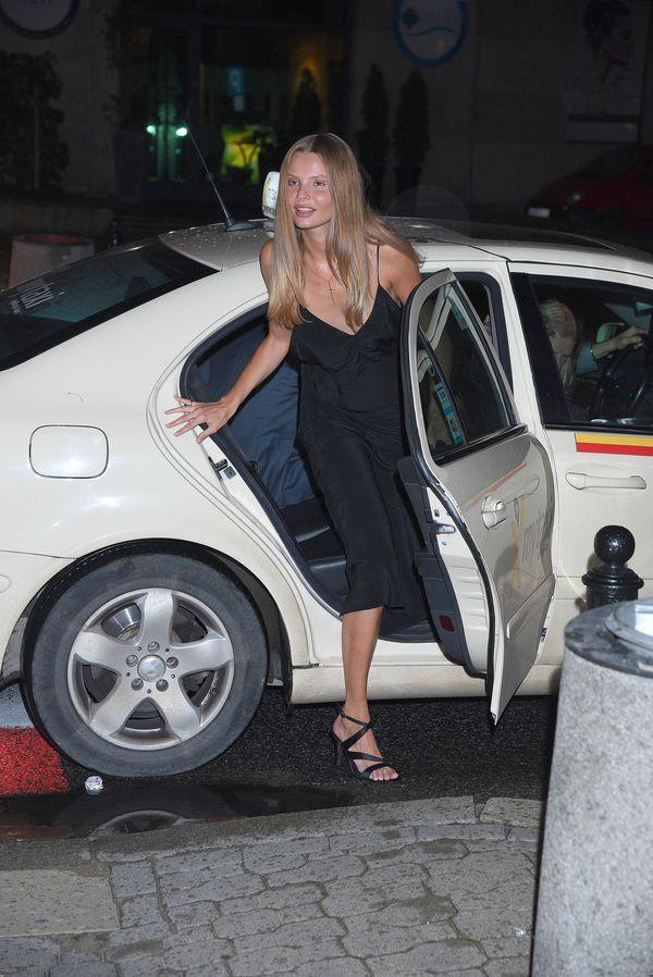 Magdalena Frąckowiak zachwyciła na imprezie w butiku Moliera 2 (FOTO)