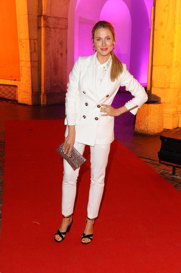 Natalia Klimas stawia na biel! Musicie zobaczyć jej stylizację! (FOTO)