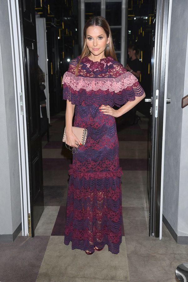 Paulina Sykut w sukni Bizuu - jak milion dolarów? (FOTO)