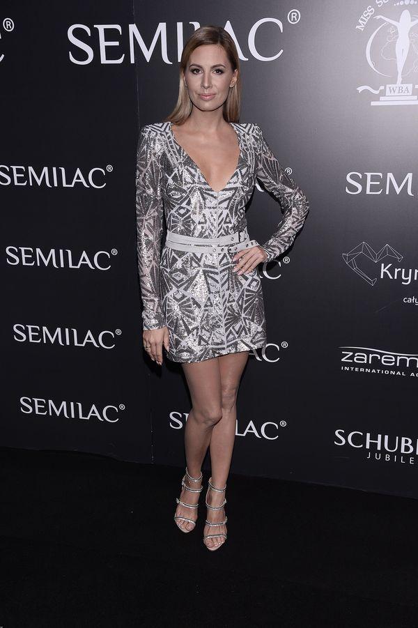 Agnieszka Hyży pokazała nogi! WOW! Wyglądała super seksownie! (FOTO)