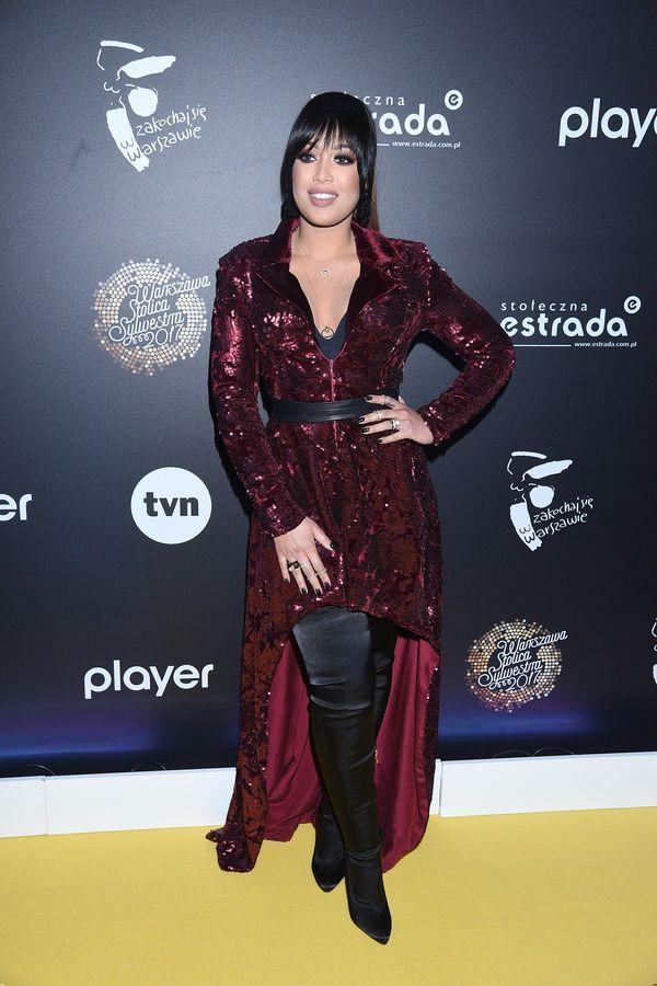 Patricia Kazadi znowu jak kopia Khloe Kardashian? Zobaczcie jej strój i...