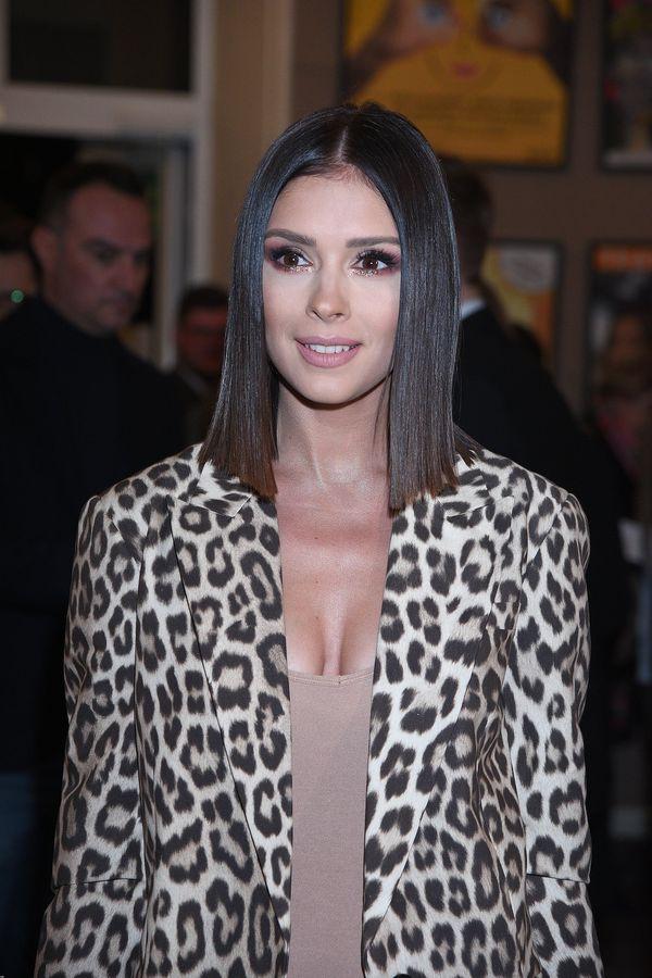 Wszyscy mówią, że Klaudia Halejcio w nowej fryzurze wygląda jak Kim Kardashian!