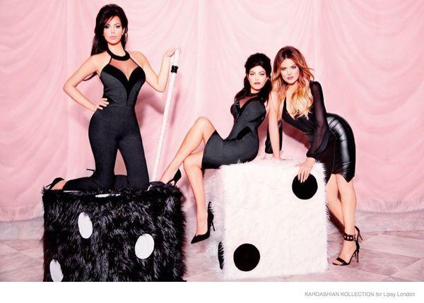 Kardashianki dla Lipsy London! (FOTO)