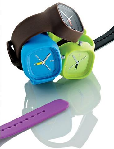 zegarek, zegarki, dodatki, akcesoria, karim rashid, alessiwatch, alessi