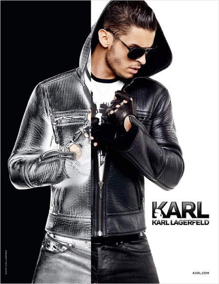 Karl Lagerfeld Jesień/Zima 2012/13 (FOTO)
