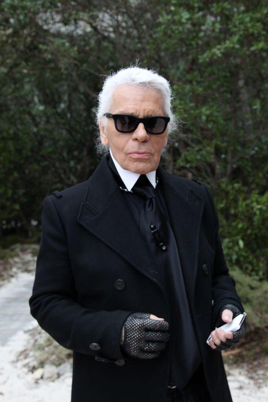 Chanel odpowiedziało na plotki o odejściu Karla Lagerfelda