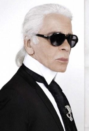 Karl Lagerfeld zaprojektował najdroższy kołnierzyk świata