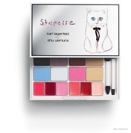Linia kosmetyków inspirowana kotem Karla Lagerfelda
