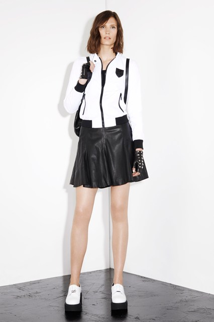 Karl Lagerfeld kolekcja wiosna-lato 2014