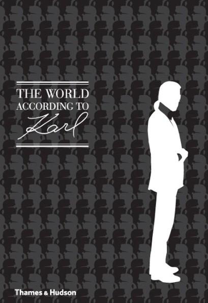 Karl Lagerfeld i jego książka (FOTO)