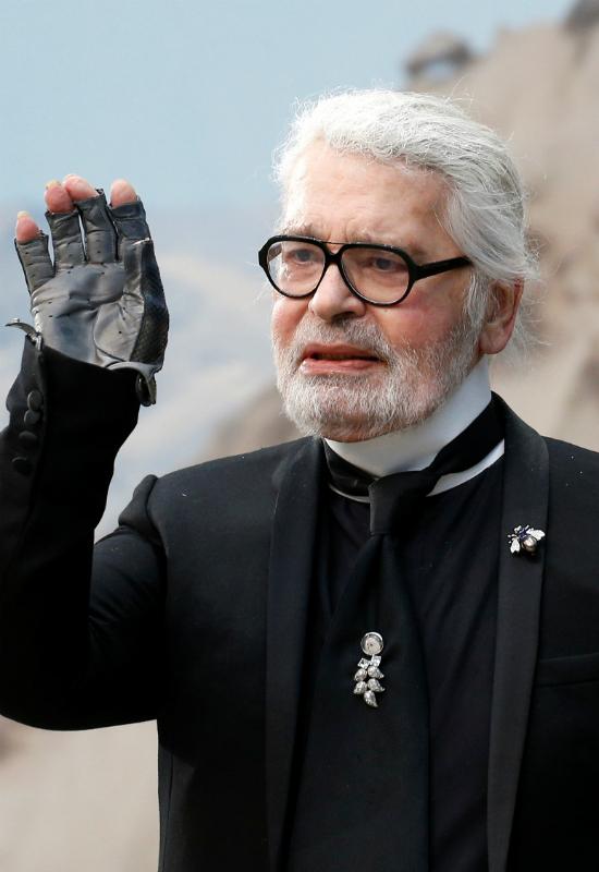 Co się dzieje z Karlem Lagerfeld'em?