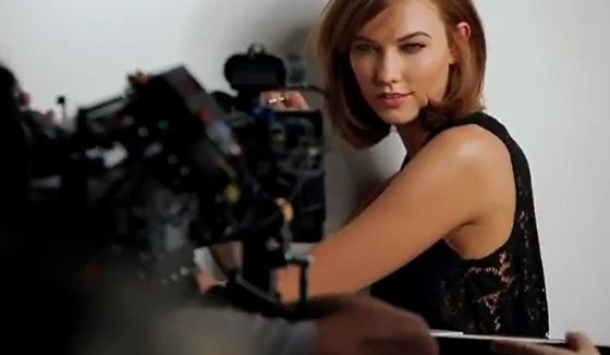 Karlie Kloss nową twarzą L'Oreal Paris! (FOTO+VIDEO)