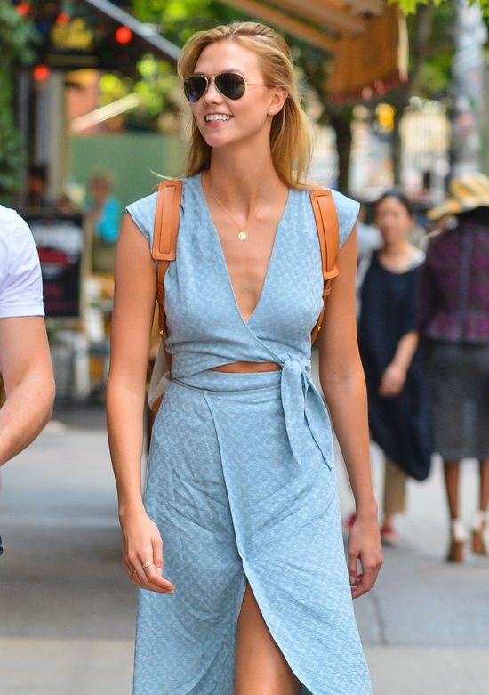 Karlie Kloss zamienia karierę modelki na... youtuberki?