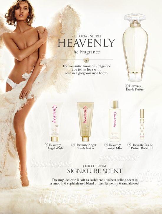 Karlie Kloss - seksowny aniołek w reklamie Victoria's Secret