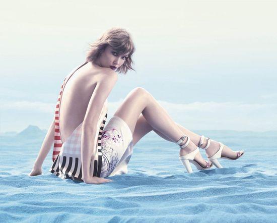 Karlie Kloss w kampanii Animale (FOTO)