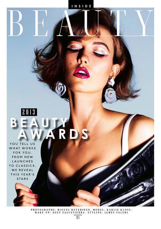 Karlie Kloss gwiazdą Sunday Times Style (FOTO)