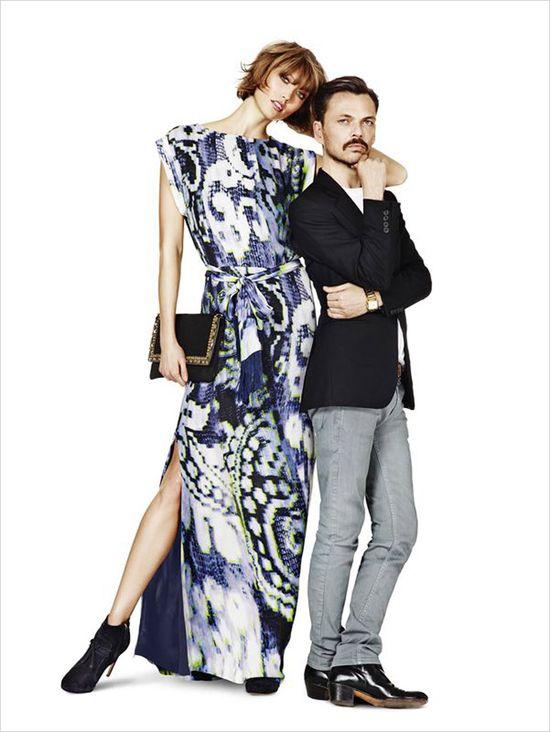Karlie Kloss i Matthew Williamson dla Lindex (FOTO)