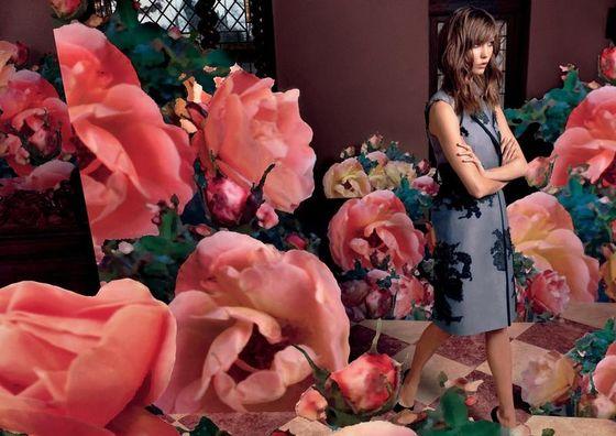 Karlie Kloss dla Moda Operandi Spring Summer 2013 (FOTO)