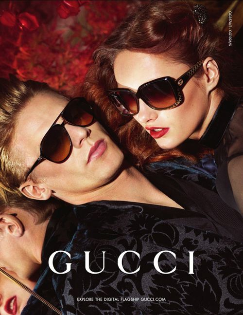 Pełna odsłona jesiennej kampanii Gucci