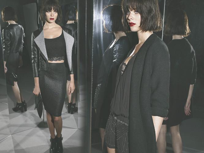moda sylwester 2013