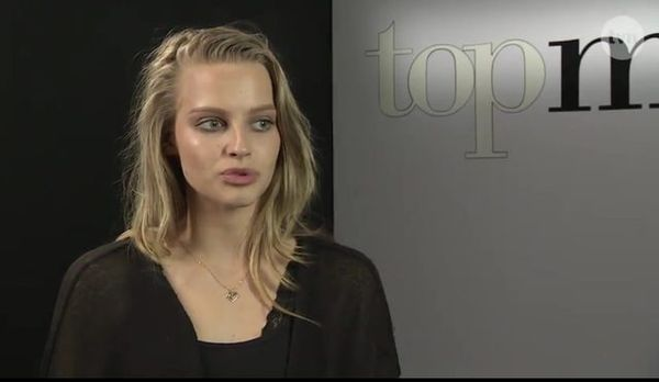 Karolina Pisarek z Top Model nie chciała się rozebrać