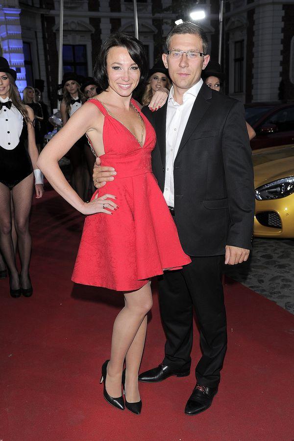 Tłum gwiazd i celebrytek na imprezie Samochód Roku Playboy'a