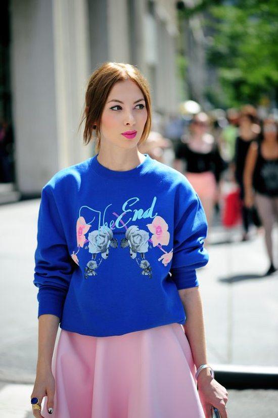 Charlize-Mystery na New York Fashion Week
