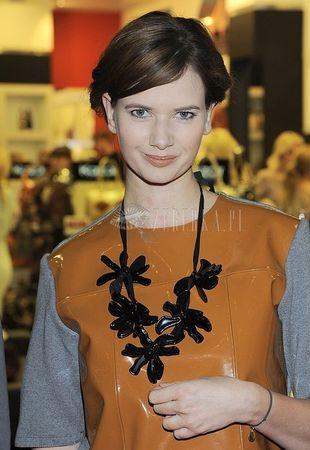 Karolina Malinowska w Marni dla H&M (FOTO)