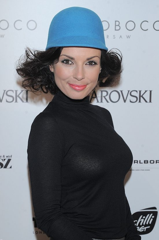 Kasia Glinka zaryzykowała ekstrawagancką stylizacją (FOTO)
