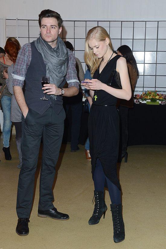 Kasia Smolińska na imprezie Solar i K MAG (FOTO)