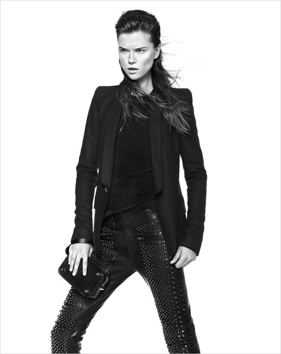 Kasia Struss for Diesel Black Gold