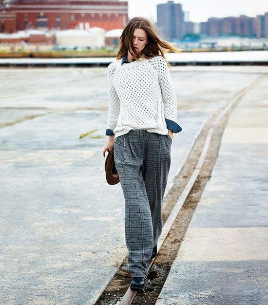 Kasia Struss w nowym lookbooku Mango (FOTO)