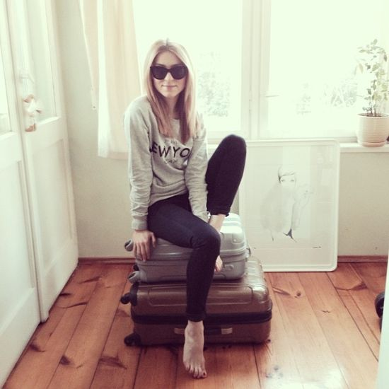 CharlizeMystery i Kasia Tusk razem na NY Fashion Week!