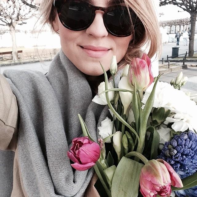 Kasia Tusk - jeszcze tylko miesiąc do ślubu blogerki!