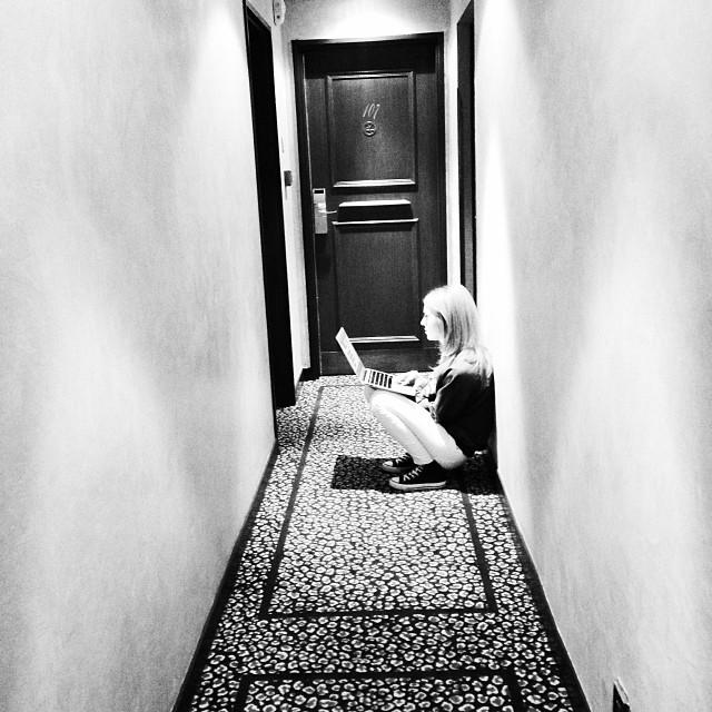 Kasia Tusk podbija Paryż... (FOTO)