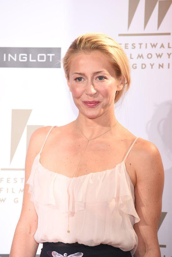 Katarzyna Warnke nie trafiła ze stylizacją na Festiwalu Filmowym w Gdyni (FOTO)
