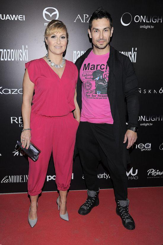 Plejada gwiazd i celebrytek na pokazie Paprocki&Brzozowski