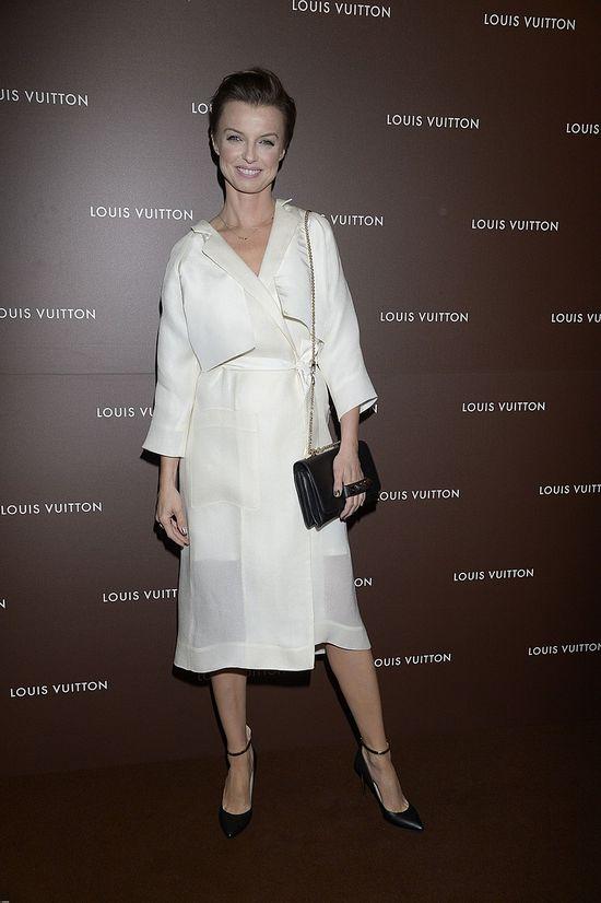 Stylizacje gwiazd na otwarciu butiku Louis Vuitton