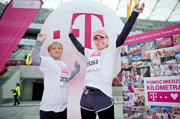 Wielki finał akcji T-Mobile Pomoc Mierzona Kilometrami!