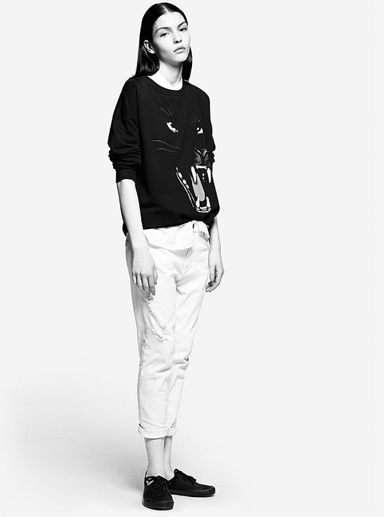 Pull&Bear lookbook wiosna 2013