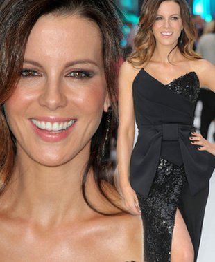 Kate Beckinsale w sukni Donny Karan (FOTO)