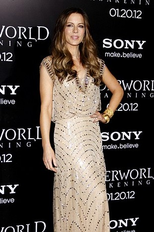 Kate Beckinsale w sukni Jenny Packham (FOTO)